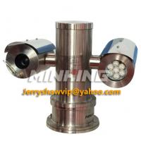 China MG-FP600M22-R IR Explosion Proof PTZ Camera 22X 650TVL WDR IP68 304 316L Stainless Steel on sale