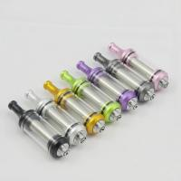 China Newest DCT BDC clearomizer bottom dual coil DCT 3.5ML Big capacity huge vapor wholesale