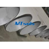 China ASTM A312 TP304L / 1.4306 Stainless Steel Seamless Pipe , Oil Industry round steel tubing wholesale