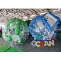 China Aqua Game Inflatable Water Game Hurler Tubes Barf Ball Towable Boat Water Toys wholesale