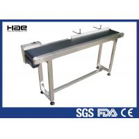 China Mini Conveyor Belt For Small Business , Stainless Steel Conveyors Food Processing wholesale