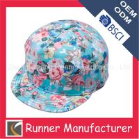 China BSCI Audited Snapback Caps Manufacturer wholesale