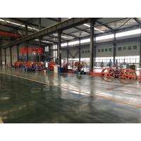 China High Speed Copper Wire Planetary Stranding Machine With 500/ 6+12+18+24 wholesale