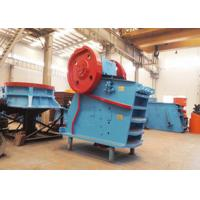 China Simple structure  Jaw plate Crusher for feldspar crushing machine wholesale