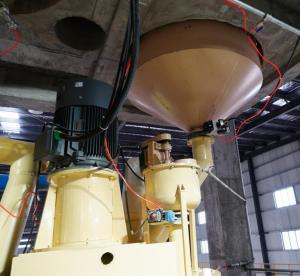 China Full Automatic  AAC Brick Block Production Line- 3KW 1390 R/Min Powder Mixer AAC Block Machine wholesale