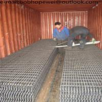 China Galvanized Mild Steel Grating Galvanized Grating Metallic Drainage Bar Grating/Galvanized Gi Heavy Duty Metal Steel Bar wholesale