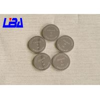 China Durable CR2016 Coin Cell Battery , Long Life  MP3 3v Lithium Battery wholesale