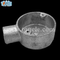 China BS4568 Terminal Extension Pattern Malleable Iron Box For Electrical Conduit wholesale