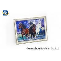 China Bedroom Decoration 3D Lenticular Photography / Image Pictures PET / PP Material wholesale