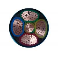China Low Voltage Power Cable Distribution cables 0.6/1 kV PVC Insulation PVC Sheathed 5 Core Unarmoured and armoured wholesale