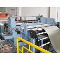China Slitting Line, Suitable for Carbon/Stainless Steel, Aluminum, Copper and Brass wholesale
