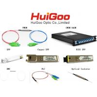 Buy cheap High and good quality lowest price ethernet fiber optical isolator single/dual stage optic isolator 1064nm 1310nm1550nm from wholesalers