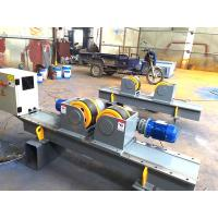 Buy cheap Bolt Adjustment Pipe Welding Rotators Capacity 2T 5T 10T 20T 40T Up to 1000T from wholesalers