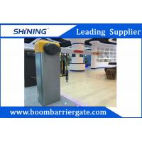 China Operation Time 3-6s Security Boom Barrier Gate For Car Parking  With CE Approved wholesale
