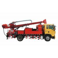 China Truck Mounted Multi Function Engineering Drilling Machine 150m Civil Building Water Well M150 wholesale