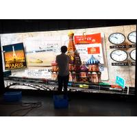 Buy cheap Ultra HD P1.923 Indoor Full Color Led Display Screen 800 Nits Brightness from wholesalers