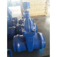 Quality Pvc Pipe Socket Gate Valve , Blue Color Metal Seated Gate Valve For Water Industry for sale