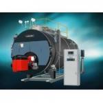 China Gas / Coal / oil fired steam boiler High Pressure Steam Horizontal Steam Boiler wholesale