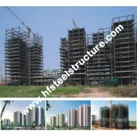 China Hot Dip Galvanized, Electric Galvanized, Painting Prefabricated Commercial Steel Building wholesale