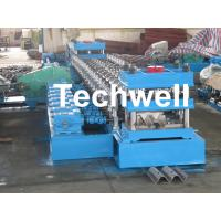 China Galvanized Steel Sheet 2 Wave Guardrail Curving Machine for Curvinging Highway Guardrail Profile wholesale