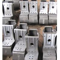 Wholesale Engineering Casting Iron bracket machinery accessories from china suppliers