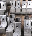 China Engineering Casting Iron bracket machinery accessories wholesale