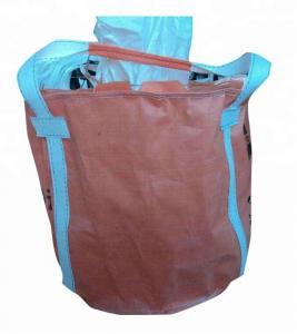 China Custom Flexible PP FIBC Jumbo Bags Packing Bulk Cement / Chemical Raw Material wholesale