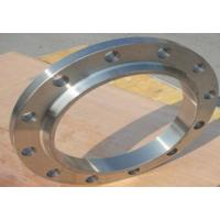 Quality Open Die Forged Steel Flanges / Ring Flange Forging In Natural Gas Pipeline for sale