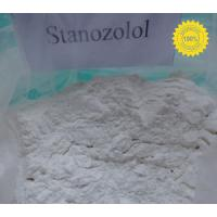 China Stanozolol Winstrol Fat Loss Steroids Lose Fat Gain Muscle 10418-03-8 on sale