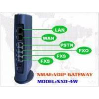 China Port VoIP Gateway(Nxd-4w) on sale