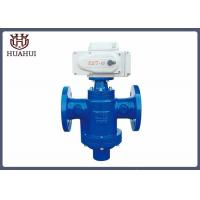 China Ductile Iron Electronic Flow Control Valve , Self Operated Control Valve 24 Inch wholesale