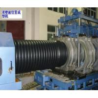 China PE / PVC Double Wall Corrugated Pipe Extrusion Line Automatic wholesale