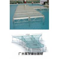 China Aluminum acrylic Stage , Catwalk Adjustable Alumimum Stagefor Fashion Show wholesale