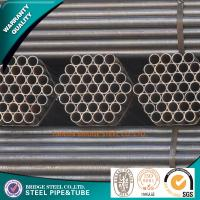 China Q215 3 Inch Mild Steel Pipe Electronic Resistance Welded BS1387-1985 on sale