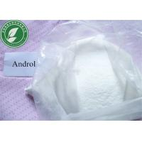China Anabolic White Steroid Powder Oxymetholone Anadrol For Fat Loss CAS 434-07-1 wholesale