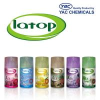 Buy cheap Metered Air Freshener Lilac, Citrus, Ocean, Antitobacco Smell for Automobiles from wholesalers