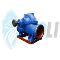 China Double Volute Casing Centrifugal Pump , High Suction Water Pump Horizontal wholesale