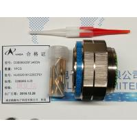 China Anti Oblique Mating 38999 Series III Connectors D38999/26FJ46SN Electroless Nickel Plating on sale