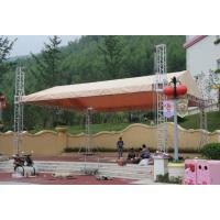 Wholesale Colorful 100mm Aluminum Spigot Truss Mini Lighting Truss For Events from china suppliers