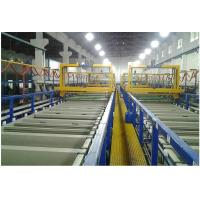 China Multi Arm Commercial Anodizing Equipment Semi Automatic Low Power Consumption wholesale