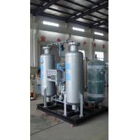 China Gray High Pressure Nitrogen Generator Whole System Include Booster Pump wholesale