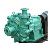 China Mineral Processing Electric Slurry Pump Trash Pump Electric Wear Resistant Material wholesale