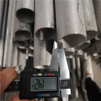 China 304 Stainless Steel Welded Tube Astm A554 24mm 25mm 28mm Erw Stainless Steel Pipe wholesale