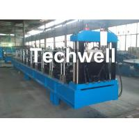 China Galvanized Steel Large Span Roll Forming Machine For Arched Roof Panel , K Span Forming Machine wholesale