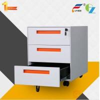 China Office furniture stores mobile pedestal / mobile file cabinet / storage drawers on wheels wholesale