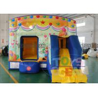 China Lovely Birthday Party Inflatable Bouncer Combo Jumpers 5,4 x 3,8 x 2,8m wholesale