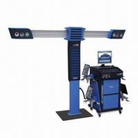 Buy cheap 3D Wheel Alignment with Complete Vehicle Database from wholesalers