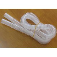 China Nontoxic transparent breathing tube , flexible retractable medical breathing tube, GH2004,  Eco-friendly wholesale