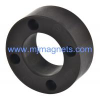 plastic Injection bonded permanent magnet in ring