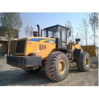 China SEM 952 Used Compact Wheel Loaders 1220mm Dumping Reach 30 Degrees Climb Ability on sale